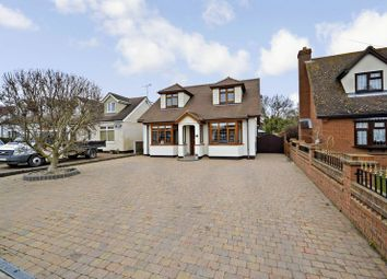 Thumbnail 5 bed detached house for sale in Thames Haven Road, Corringham, Stanford-Le-Hope