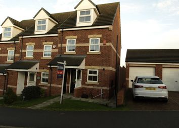 Thumbnail 3 bed end terrace house for sale in Hall Bank, Barnsley