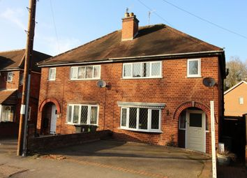 Thumbnail 3 bed semi-detached house for sale in Mill End, Kenilworth
