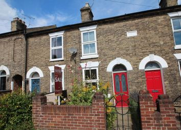 Thumbnail 3 bedroom terraced house for sale in Maud Street, Norwich