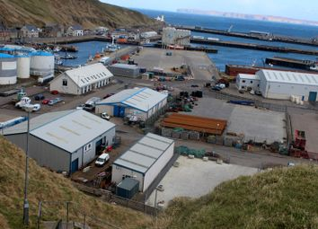 Thumbnail Industrial for sale in E&M Engineering Services, Scrabster Business Park, Scrabster, Thurso