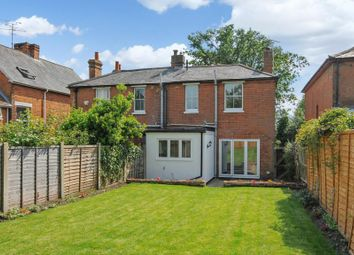 Thumbnail 2 bed semi-detached house to rent in Oxford Road, Wokingham