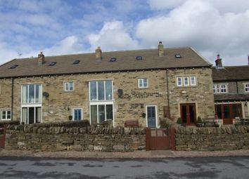 Thumbnail 5 bedroom barn conversion for sale in Denholme House Farm Drive, Denholme, Bradford