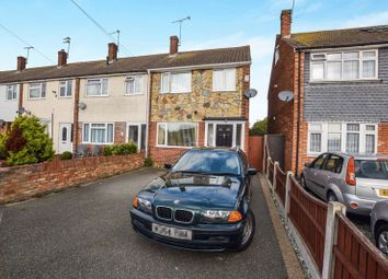 Thumbnail 3 bed end terrace house for sale in Burrs Way, Corringham, Stanford-Le-Hope