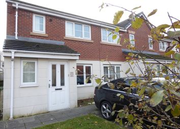 Thumbnail 3 bedroom end terrace house for sale in Laburnum Road, Wallasey