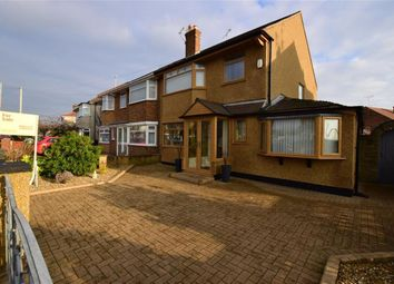 Thumbnail 3 bed semi-detached house for sale in Bayswater Road, Wallasey, Wirral