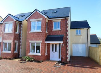 Thumbnail 4 bed detached house for sale in Bath Road, Keynsham, Bristol
