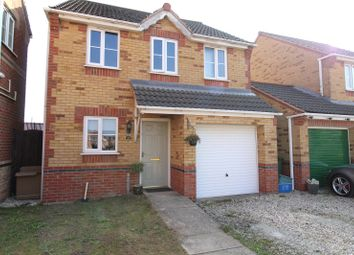 Thumbnail Detached house for sale in Bedford Way, Scunthorpe, North Lincolnshire