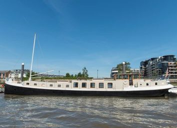 Thumbnail 3 bed houseboat for sale in Imperial Wharf Moorings, The Boulevard, Fulham