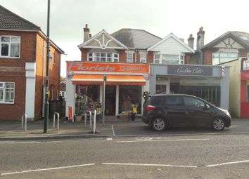 Thumbnail Retail premises for sale in 1073 Christchurch Road, Boscombe East, Bournemouth
