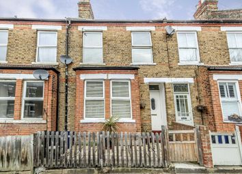 Thumbnail 3 bed terraced house for sale in Framfield Road, London