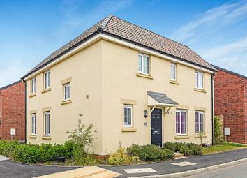 Thumbnail 3 bed property for sale in Damselfly Road, Dragonfly Meadows, Northampton
