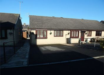 Thumbnail 2 bed terraced bungalow for sale in Primet Heights, Colne, Lancashire