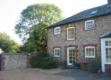 Thumbnail 2 bed property to rent in Church Road, Halstead, Sevenoaks