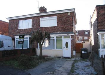 Thumbnail 2 bedroom property for sale in Ormerod Road, Priory Road, Hull