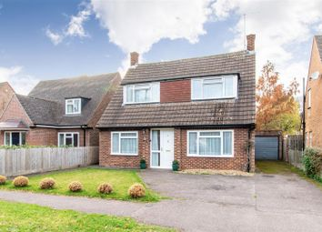 Thumbnail 3 bed detached house for sale in Newlands, Letchworth Garden City