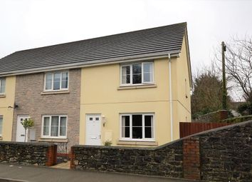 Thumbnail 3 bed end terrace house for sale in Market Road, Plymouth, Devon