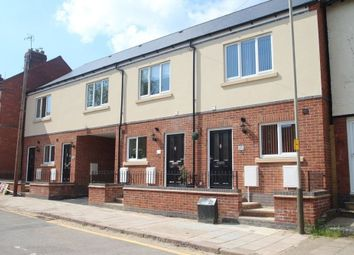 Thumbnail 2 bed property to rent in Newmarket Street, Knighton, Leicestershire