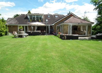 Thumbnail 5 bedroom detached bungalow for sale in Church Road, Little Berkhampsted