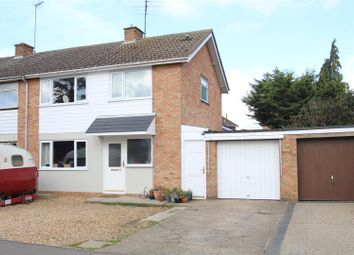 3 bed semi-detached house for sale in Highfield Close, Newport Pagnell MK16
