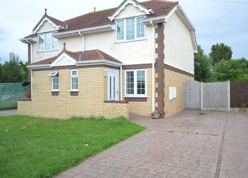 Thumbnail 2 bed semi-detached house to rent in Isterfyn Mews, Cader Avenue, Kinmel Bay