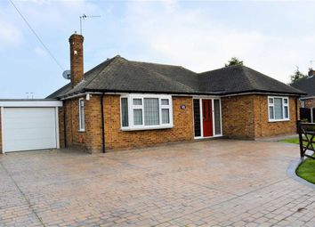 Thumbnail 3 bed detached bungalow for sale in Back Lane, Osgodby