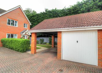 Thumbnail 3 bed semi-detached house for sale in 7 Cawdor Close, Attleborough, Norfolk