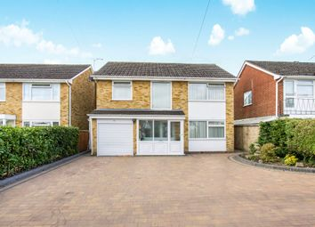 Thumbnail 4 bed detached house for sale in Glenmoor Road, West Parley, Ferndown