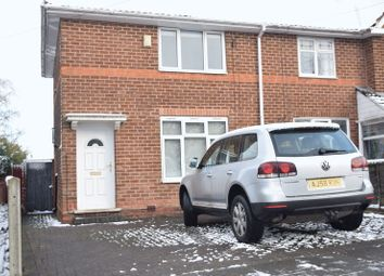 Thumbnail 2 bed semi-detached house to rent in Bolney Road, Quinton, Birmingham