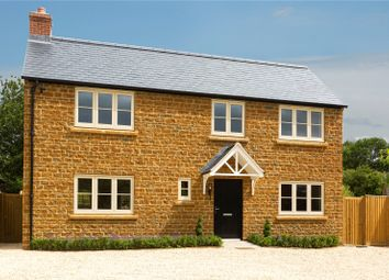 Thumbnail 4 bed detached house for sale in North Newington, Banbury, Oxfordshire