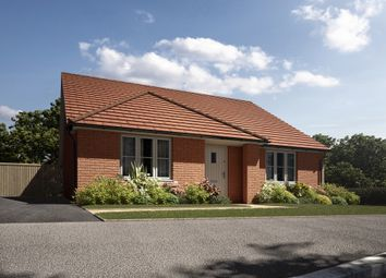 "Thumbnail 2 bedroom bungalow for sale in ""The Gosfield"" at Radwinter Road, Saffron Walden, Essex, Saffron Walden"
