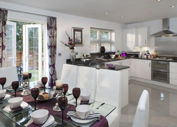 "Thumbnail 4 bed end terrace house for sale in ""Winchester"" at Portland Drive, Barry"