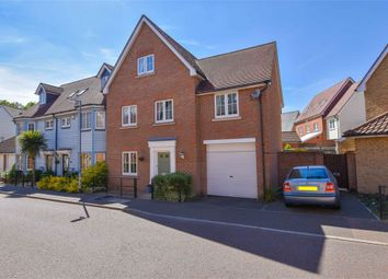 Thumbnail 4 bed town house for sale in Cambie Crescent, Colchester, Essex