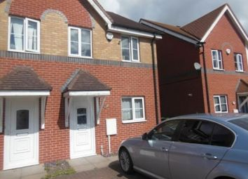 Thumbnail 3 bed semi-detached house to rent in Churchyard Road, Tipton, West-Midlands