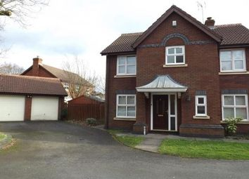 Thumbnail 4 bed property to rent in Rushbury Close, Shirley, Solihull