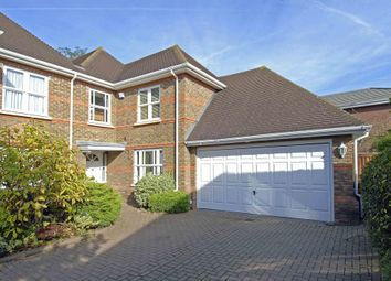 Thumbnail 4 bed semi-detached house to rent in Pemberton Place, Carrick Gate, Esher