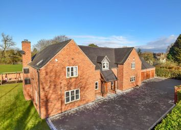 Thumbnail 5 bed detached house for sale in Main Road, Nether Broughton, Melton Mowbray