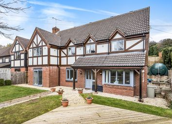 Thumbnail 5 bedroom detached house for sale in Oak House, Kingsthorne, Hereford