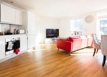 Thumbnail 1 bed flat for sale in Clement Court, Howard Road, Stanmore