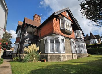Thumbnail 2 bed flat for sale in Thanet Road, Westgate-On-Sea