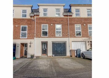 Thumbnail 5 bed town house for sale in Wisdom Drive, Hertford