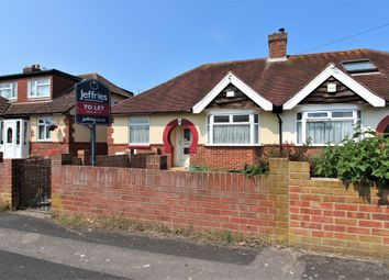 Thumbnail 2 bed semi-detached bungalow to rent in Lansdowne Avenue, Fareham