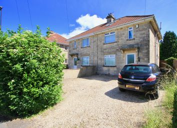 Thumbnail 3 bed semi-detached house for sale in Old Fosse Road, Odd Down, Bath