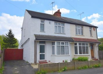 3 bed semi-detached house for sale in Leon Avenue, Bletchley, Milton Keynes MK2