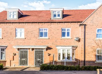 3 bed terraced house for sale in William Spencer Avenue, Sapcote, Leicester LE9