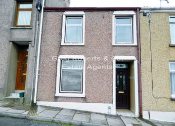 Thumbnail 3 bed terraced house for sale in York Terrace, Tredegar, Blaenau Gwent.
