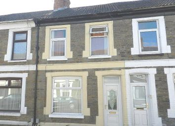 Thumbnail 2 bed terraced house for sale in Cyfarthfa Street, Roath, Cardiff
