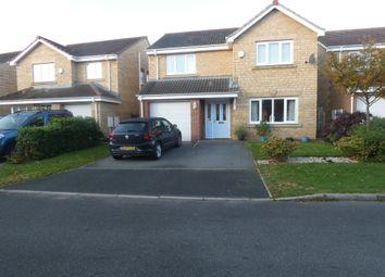 Thumbnail 4 bedroom detached house for sale in Parkside Gardens, Widdrington, Northumberland