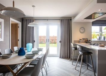 Thumbnail 4 bed detached house for sale in Plot 43 - Calderpark Gardens, Broomhouse, Glasgow