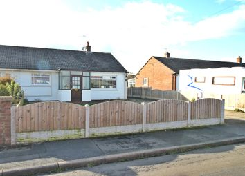 Thumbnail 2 bed semi-detached bungalow for sale in Smithy Croft, Houghton, Carlisle